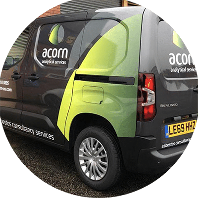 Vehicle Graphics in Northampton